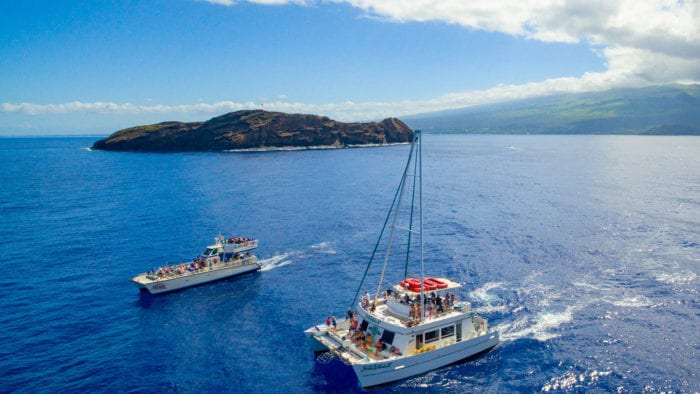 744210a28c30 Maui's Best Snorkel Tour Boats, Molokini Crater and Coral Gardens 3 ...